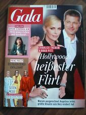 Gala Brad Pitt Charlize Theron Helene Fischer Esther Schweins Hardy Krüger jr.