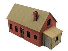 Modellbahn Union N-H00012 - Kleines Bauernhaus mit Anbau - Spur N - NEU