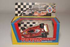V 1:43 YAXON 0706 FERRARI 312 T3 NIKI LAUDA ? FORMULA 1 F1 RACING CAR MINT BOXED