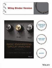 NEW - Basic Engineering Circuit Analysis