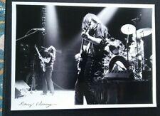 Motorhead Lemmy 1979 Live Vintage Original Photograph Hawkwind sam gopal bomber