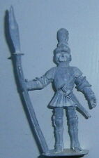 HINTON HUNT FIGURE OF A LANDSCHNECKT WITH LARGE HALBERD.