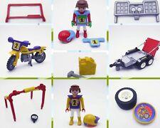 U-Pick Playmobil #3754 Racing Jeep Replacement Parts Pieces Motocross Motorcycle