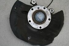 BMW E46 323 325 328 330 Z4 Front Left Wheel Bearing Hub Carrier Knuckle Spindle