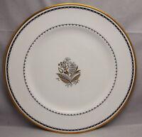 "Crown Staffordshire BLACKSTONE A16028 Dinner Plate(s) 10 1/4"""