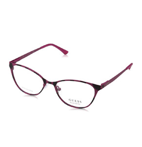 GUESS GU3010 C51 EyeGlasses Frame Pink New