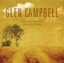 Definitive Collection [Universal] by Glen Campbell (CD, Nov-2013, Universal)