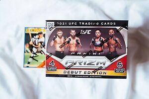 2021 Panini Prizm UFC Blaster Box SEALED FREE EXPRESS SHIPPING - In AUS stock