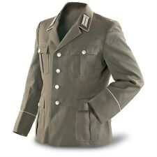 East German Military Surplus Officer's Dress Jacket, New Medium/Large