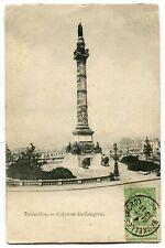 CPA - Carte Postale - Belgique - Bruxelles - Colonne du Congrès - 1903 (B8879)
