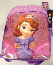 "Disney Sofia The First 16"" Backpack"