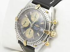 Breitling Chronomat Chronograph Stahl Gold Ref.: B13048 Jahr: 1996