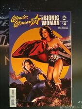 Wonder Woman '77 Meets the Bionic Woman #4 VF/NM 9.0 (CB5089)