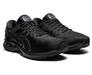 ASICS GEL-KAYANO 27 Men's Running Shoes Sneakers Black (4E) NWT 112030102-002