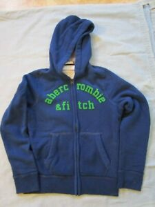 Abercrombie and Fitch Kids XL Hoodie Muscle Fit
