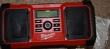 Milwaukee M18 Jobsite Radio  2890-20 NEW