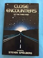 CLOSE ENCOUNTERS OF THE THIRD KIND -  FIRST EDITION BY STEVEN SPIELBERG