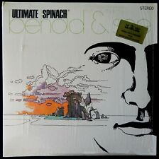 ULTIMATE SPINACH BEHOLD & SEE 2XLP NOS FACTORY SEALED STEREO / MONO PSYCHEDELIC