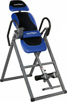 Innova Inversion Table Home Back Pain Therapy Fitness W/ Adjustable Headrest