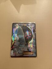 PokÉMon Registeel Ex Full Art Ultra Rare (122/124) B&W Dragons Exalted Set
