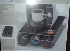 Tassimo Simple Solutions Coffee Pod Drawer Perfect for T-Disc HOLD UP TO 56 DISC