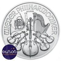 1,5 euro AUTRICHE 2020 - Orchestre Philharmonique de Vienne  1 oz argent Bullion