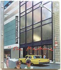 The Machine Museum of Modern Art, Art moderne, Art, Museum of Modern Art