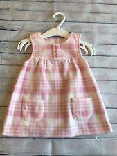 Baby Girls Clothes 0-3 Months - Cute Fleece  Dress -