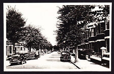 RPPC Real Photographic Photo Postcard Warwick Road Cliftonville Margate Kent CT9