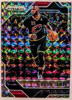 LeBron James 2016-17 Panini Mosaic Silver Prizm Refractor SSP INVEST HOT🔥RARE