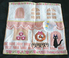 Sale Kiki's Delivery Service - mini Towel Pink E - T035 Genuine Studio Ghibli