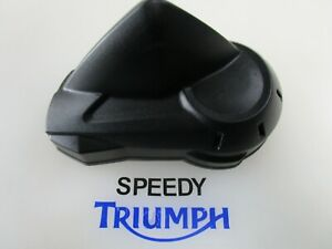 TRIUMPH STREET TRIPLE SPEED TRIPLE  CLOCK COVER P/N 2306557 2011 - 2016