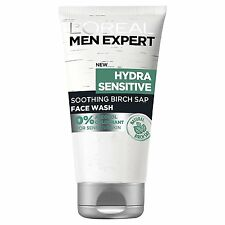 L'Oreal Men Expert Hydra Sensitive Cleanser 150ml Face Wash
