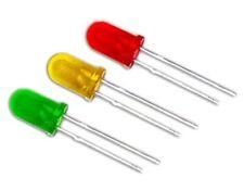 GIALLO 5mm LED ULTRA-LUMINOSO 333vyd 10 pezzi