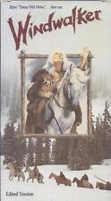 VHS: WINDWALKER....TREVOR HOWARD-NICK RAMUS