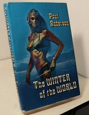 The Winter of the World by Poul Anderson - Science Fiction Book Club edition