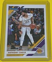 2019-20 Panini Donruss Basketball Anthony Davis Los Angeles Lakers #80 🔥