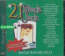 Rocio Banquells 21 Black Jack CD New Nuevo sealed