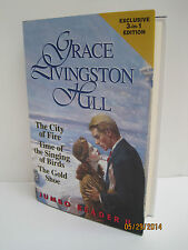 A Grace Livingston Hill Jumbo Reader II by Grace Livingston Hill, 3 in 1 Edition