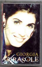 GIORGIA musicassetta MC K7 GIRASOLE Made in Italy 1999