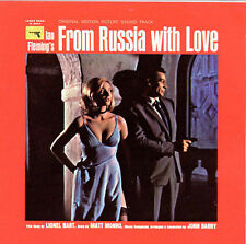 From Russia with Love [Original Motion Picture Soundtrack] by John Barry (Conduc