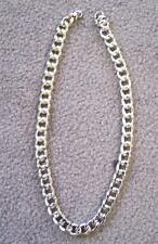 HEAVY SILVER MENS LINK CHAIN NECKLACES men chains necklace metal jewelry links