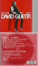 CD--DAVID GUETTA -- --CD -- NOTHING BUT THE BEAT