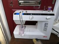 ELNA 2004 SP Sewing Machine with foot pedal