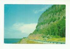 KAMA BAY, TRANS CANADA HIGHWAY, EAST OF NIPIGON, ONTARIO, CANADA CHROME POSTCARD