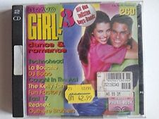 Bravo Girl 3-Dance & romance (1995) Outhere Brothers, technohead, DJ BO... [2 CD]