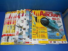 Model Aircraft Monthly Magazine - Select From Back Issues
