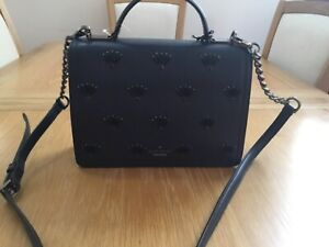 Kate Spade Maisie Patterson Drive Leather Embellished Crossbody Bag & Purse