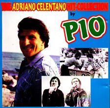 PIO Trebbi - The Adriano Celentano Hit-Collection - trend cd album Austria