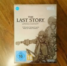 Nintendo Wii The Last Story Limited Edition Box Set